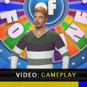 WHEEL OF FORTUNE Gameplay Video