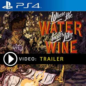 Where the Water Tastes Like Wine PS4 Prices Digital or Box Edition