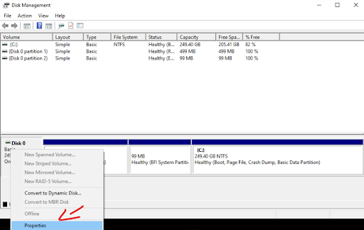 How to Check GPT Partition