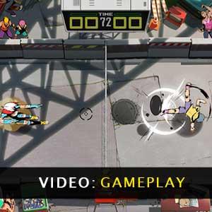 Windjammers 2 Gameplay Video