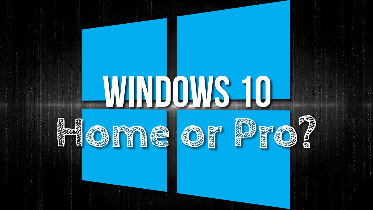 windows pro vs home gaming