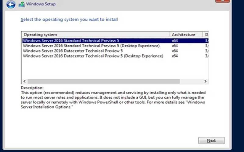 windows server 2016 standard ativador