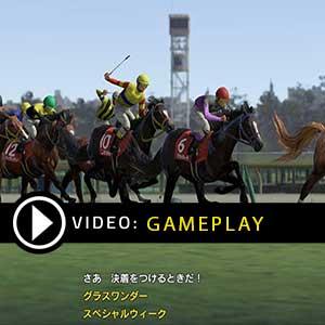 Winning Post 9 Nintendo Switch Gameplay Video
