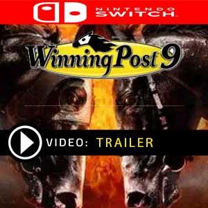 Winning Post 9 Nintendo Switch Prices Digital or Box Edition