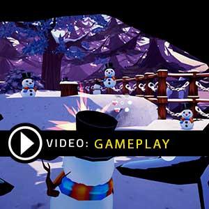 Winter Warland Gameplay Video
