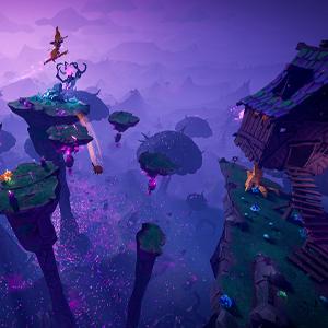Witch It Island