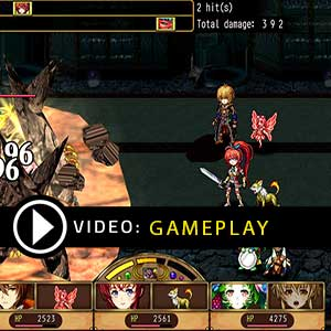 Wizards of Brandel Gameplay Video