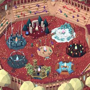 magical coliseum