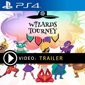 Wizards Tourney PS4 Prices Digital or Box Edition