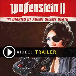 Buy Wolfenstein 2 The New Colossus Episode 2 The Diaries of Agent Silent Death CD Key Compare Prices