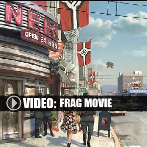 Wolfenstein 2 The New Colossus Frag Movie