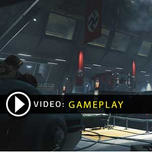 Wolfenstein 2 The New Colossus Gameplay Video