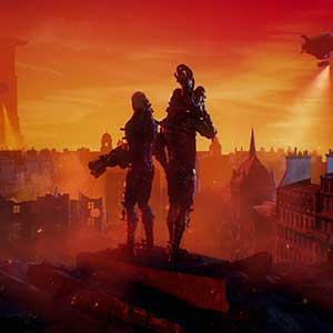 Nazi-littered Paris