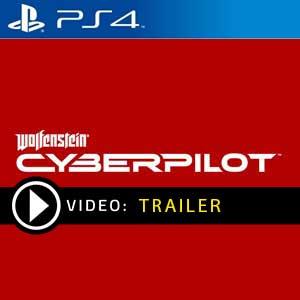 Wolfenstein Cyberpilot VR PS4 Prices Digital or Box Edition