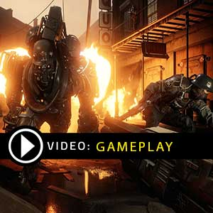 Wolfenstein Cyberpilot Gameplay Video