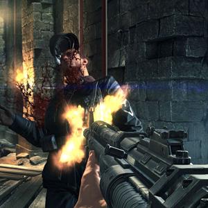 Wolfenstein The New Order Xbox One Battle
