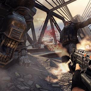 Wolfenstein The New Order Xbox One Gameplay