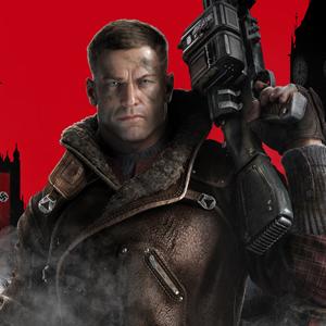 Wolfenstein The New Order Xbox One William BJ Blazkowicz