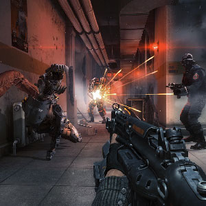 Wolfenstein The New Order Gameplay