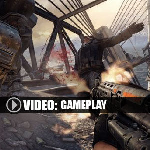 Wolfenstein The New Order Gameplay Video