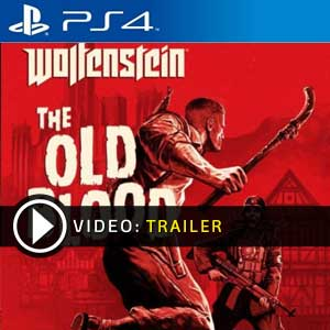 Wolfenstein The Old Blood PS4 Prices Digital or Physical Edition