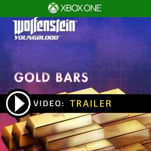 Wolfenstein Youngblood Gold Bars Xbox One Prices Digital or Box Edition