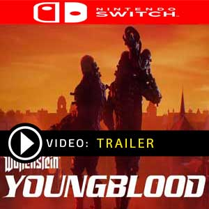 Wolfenstein Youngblood Nintendo Switch Prices Digital or Box Edition