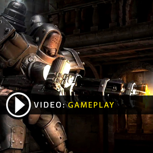 Wolfenstein The Old Blood PS4 Gameplay Video
