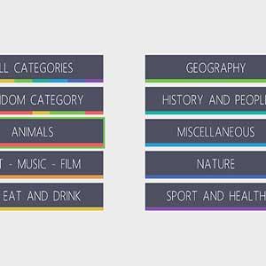 Word Mesh - Categories