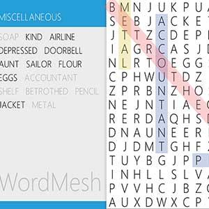 Word Mesh - Miscellaneous