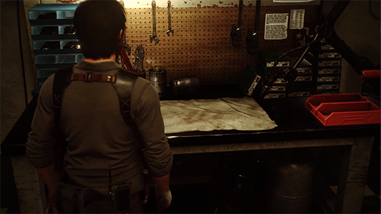 The Evil Within 2 Character