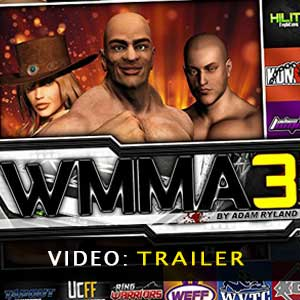 World of Mixed Martial Arts trailer video