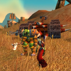 The races in World of Warcraft