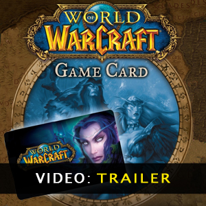 Buy World of Warcraft 30 Days CD Key Compare Prices