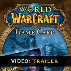 Gamecard World Of Warcraft 60 Days Prepaid Time Card Europe Trailer Video