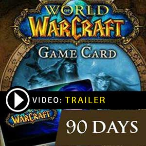 Buy World of Warcraft 90 DAYS EU GameCard CD Key Compare Prices