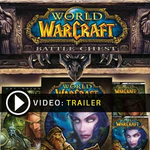 Buy World of Warcraft Battle Chest CD Key Compare Prices