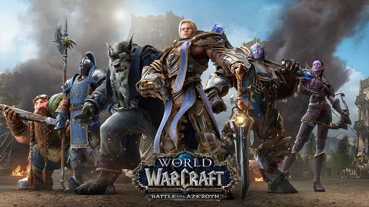 World Of Warcraft Battle Of Azeroth Pre-Patch