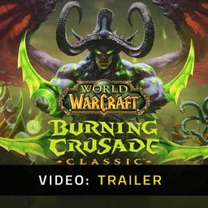 World of Warcraft Burning Crusade Classic Video Trailer