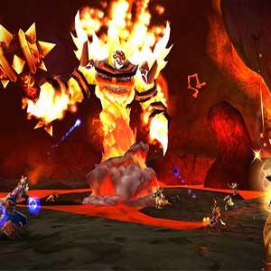 burning legion