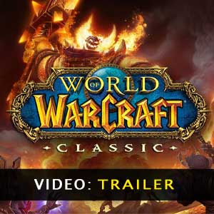 World of Warcraft Classic trailer video