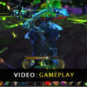 World of WarCraft Gameplay Video
