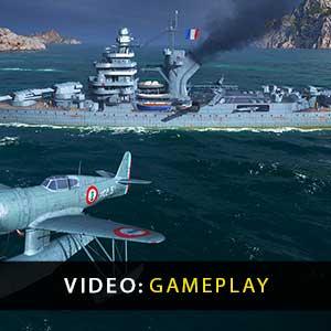 World of Warships Premium Starter Pack Gameplay Video
