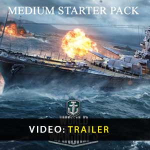 Buy World of Warships Medium Starter Pack CD Key Compare Prices