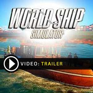Buy World Ship Simulator CD Key Compare Prices