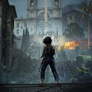 World War Z Aftermath Vatican City