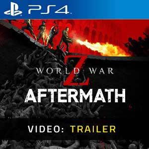 World War Z Aftermath PS4 Video Trailer