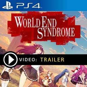 WORLDEND SYNDROME PS4 Prices Digital or Box Edition