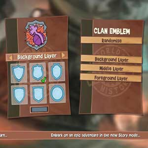 Worms Clan Wars Clan Emblem