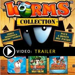 Buy Worms Collection CD Key Compare Prices